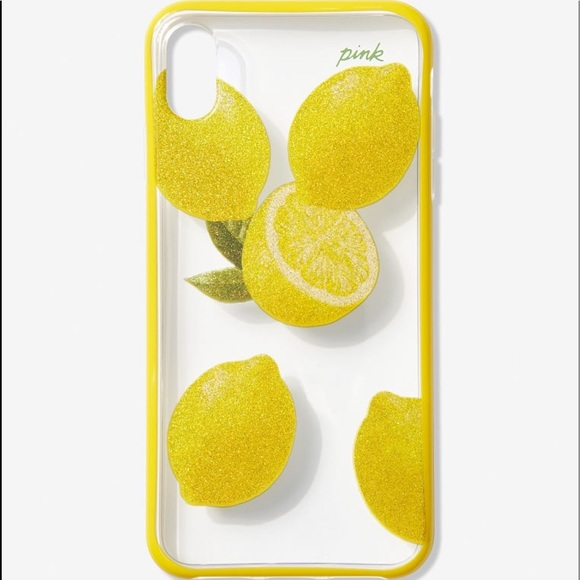 the best attitude d2afa b5dd5 🔥🍋 NEW! PINK iPhone XR Phone Case 🍋🔥 NWT
